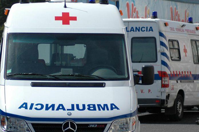 Ambulâncias, transporte de doentes