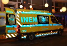 Ambulância, socorro médico