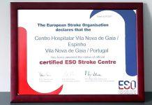 Certified ESO Stroke Centre
