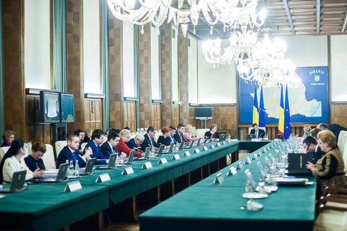 Conselho de Ministros romeno
