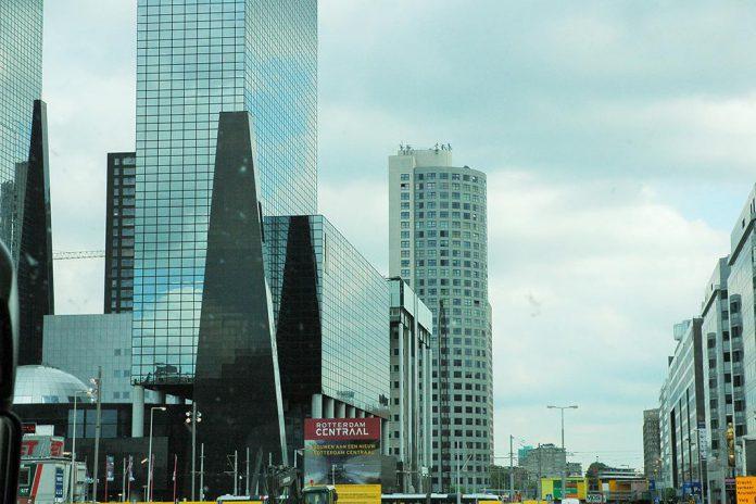 Cidade de Roterdão, Holanda