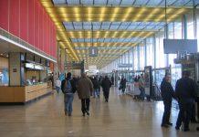 Terminal Sul do aeroporto de Orly