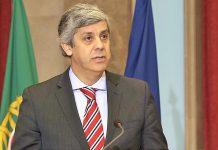Ministro da Finanças, Mário Centeno