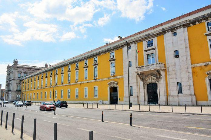 Ministério das Finanças, Lisboa