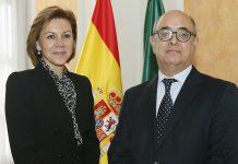 Ministros da Defesa Ibéricos reuniram em Madrid com NATO e UE na agenda