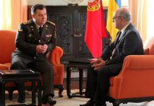 Portugal e Ucrânia definem saúde militar e indústrias de defesa áreas de cooperação