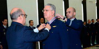 Militares da Força Aérea distinguidos pelo sucesso da alienação de F-16 à Roménia