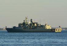 Fragata Vasco da Gama terminou missão na agência FRONTEX