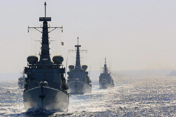Exercício naval INSTREX