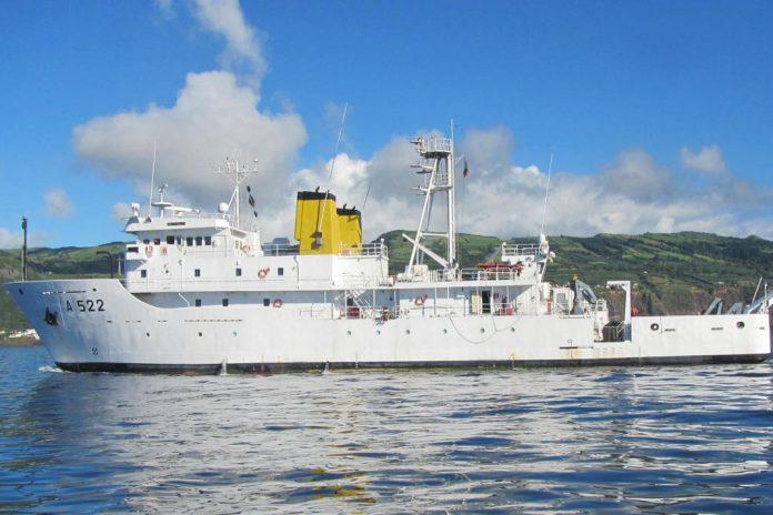 Navio hidrográfico D. Carlos I