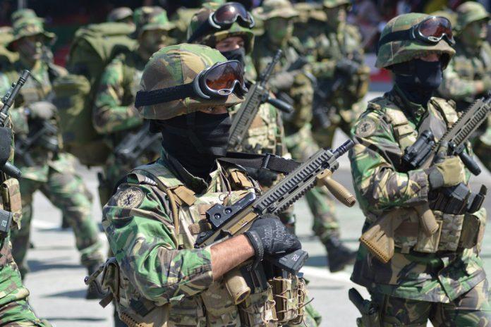 Militares portugueses saem do Afeganistão