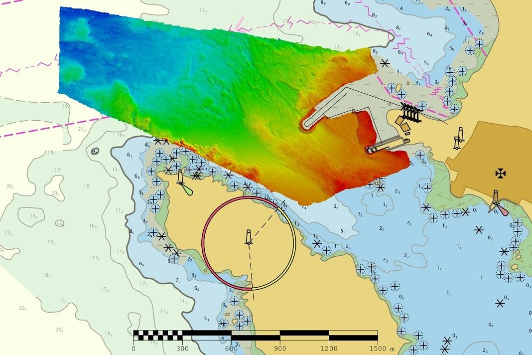 Recolha de informação do fundo do mar, em Cabo Verde, pelo Navio 'D. Carlos I'