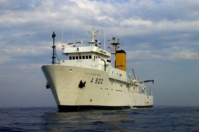 Marinha aumenta 45 mil Km2 ao projeto do mapeamento do Mar Português