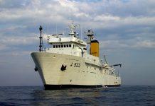 Navio Hidrográfico da Armada 'D. Carlos I'