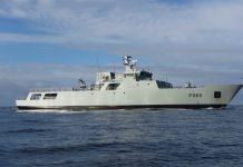 Marinha vai ter mais seis Navios de Patrulha Oceânicos