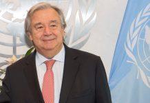 Secretário-Geral das Nações Unidas
