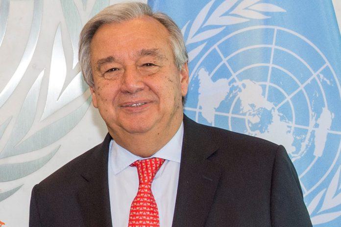 António Guterres apela aos líderes religiosos na ação aos desafios da COVID-19