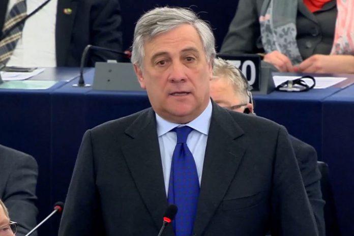 Antonio Tajani é o novo Presidente do Parlamento Europeu.