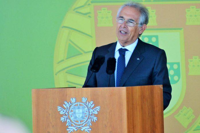 Manuel Sobrinho Simões, Presidente da Comissão Organizadora do Dia de Portugal, de Camões e das Comunidades Portuguesas