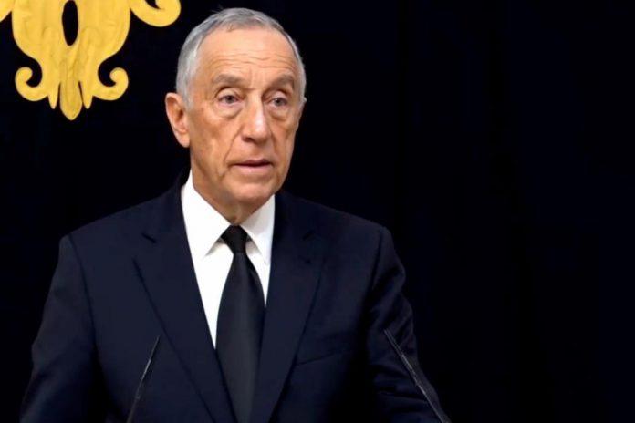 Mário Soares o 'lutador pela Liberdade'. Comunicação do Presidente da República.