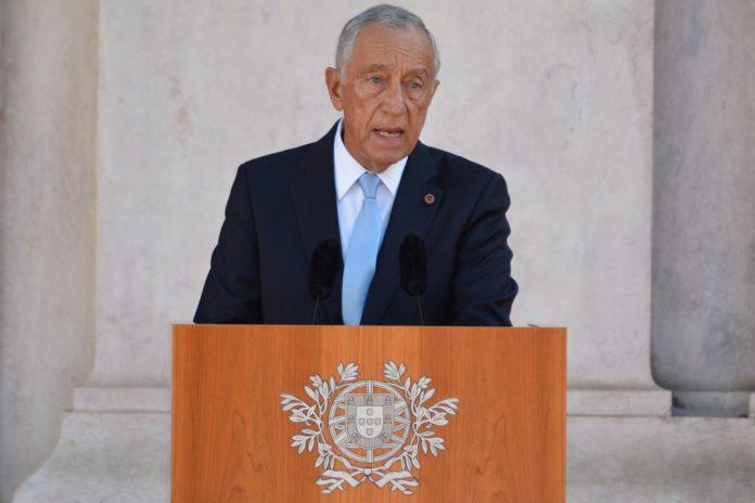 Presidente da República, nas comemorações da implantação da República