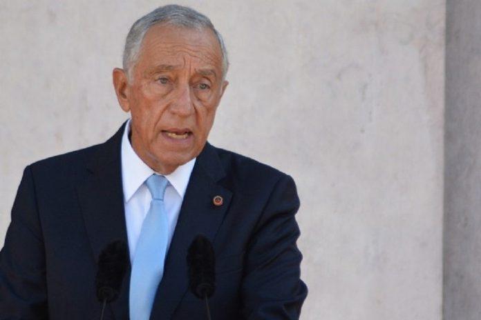 Presidente da República deu positivo em teste à COVID-19