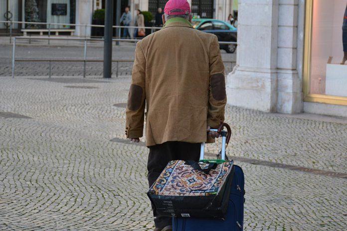 Lisboa ativa plano para proteção dos sem-abrigo devido ao frio
