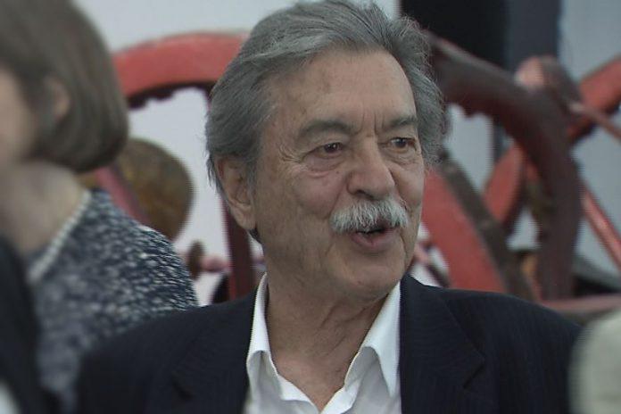 Arquiteto Paulo Mendes da Rocha