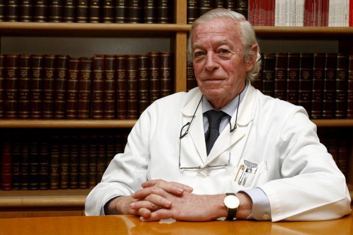 Ricardo Seabra Gomes, médico que realizou a primeira angioplastia em Portugal