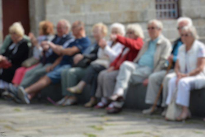 Envelhecimento da população mundial