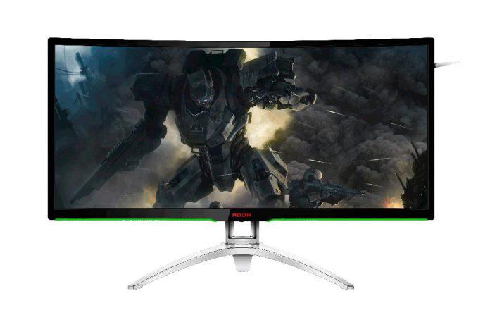 Monitor da AOC, série AGON para videojogos