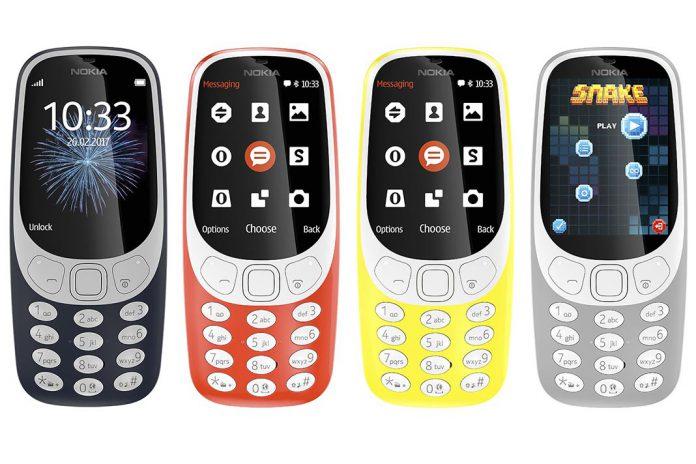 Nokia 3310 disponível em Portugal