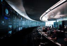 Sala de controlo media