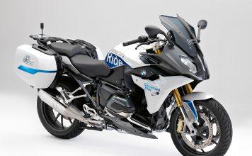 BMW Motorrad R 1200 RS ConnectedRide