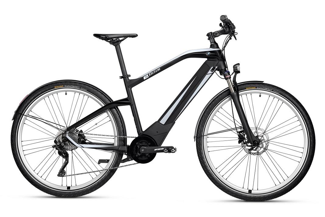 Bicicleta elétrica BMW Active Hybrid