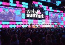 Web Summit, em Lisboa