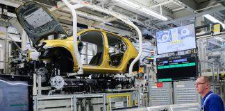 Unidade de produção automóvel da Volkswagen