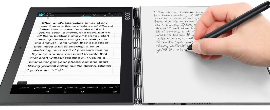 Tablet Yoga Book