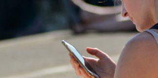 Acesso a serviços online por telemóvel