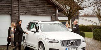 Família Hain participa no projeto 'Drive Me' da Volvo Cars