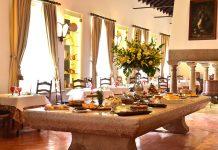 Cozinha Velha, Queluz, doçaria conventual portuguesa