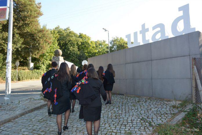 Entrada Principal da UTAD