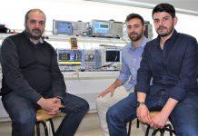 Nuno Borges Carvalho, Felisberto Pereira e Ricardo Coreia, Investigadores do IT da UA