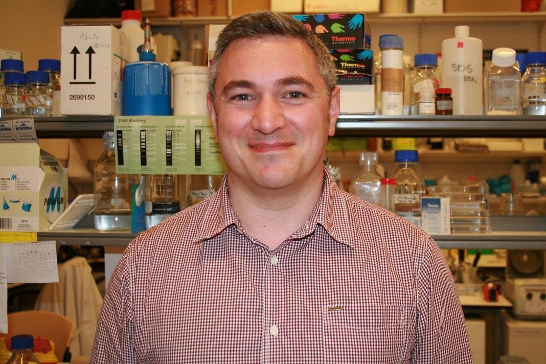Ramiro de Almeida, investigador do CNC