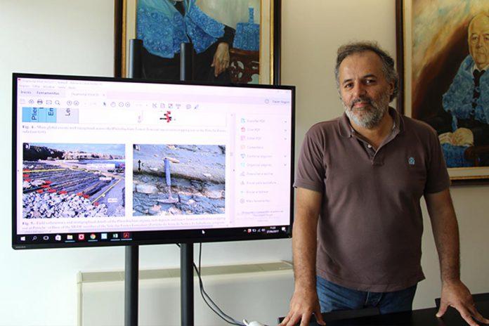 Luís Vítor Duarte, docente e investigador da Faculdade de Ciências e Tecnologia da Universidade de Coimbra