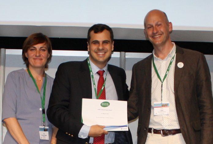 Miguel Julião distinguido com prémio europeu de cuidados paliativos