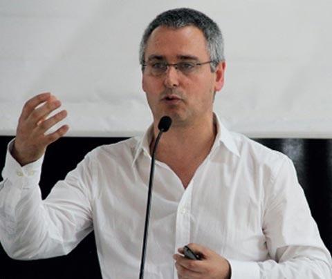 Raul Fangueiro, Presidente da WANFR