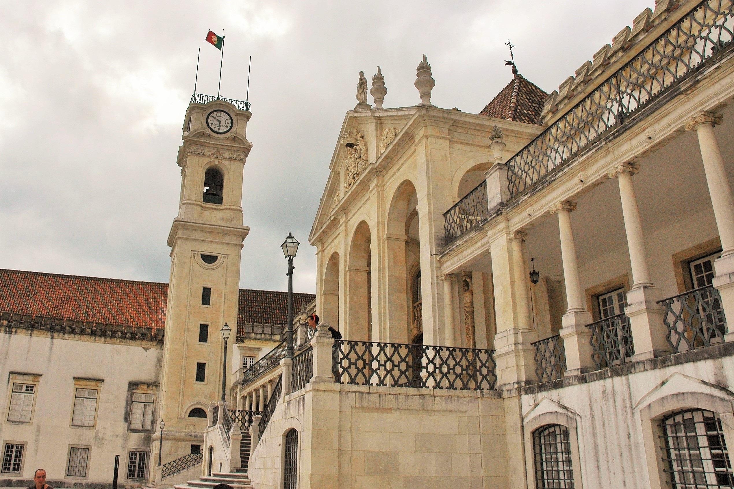 Resultado de imagem para U-Multirank atribui Classificação Máxima à Universidade de Coimbra