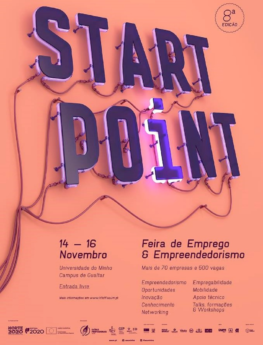 Cartaz da 'Start Point'
