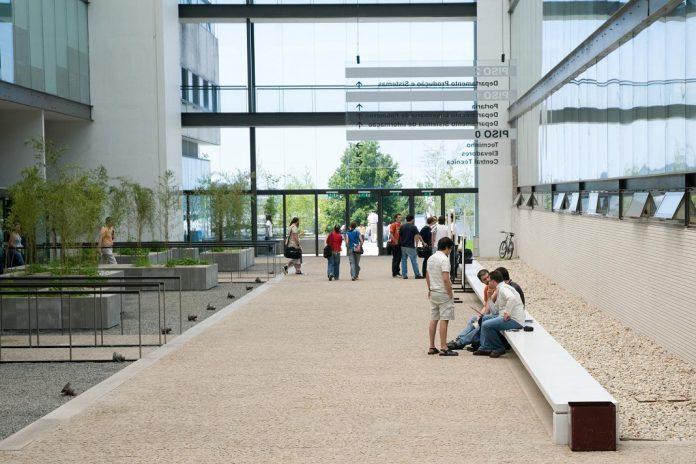 Campus de Azurém, em Guimarães